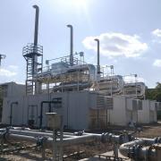 绿联净化燃气内燃机尾气净化器 氮氧化物治理设备 NOx治理SCR脱硝系统
