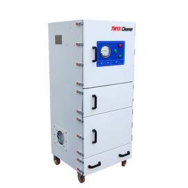 全风环baoke技股fen有限公司数控la丝脉冲反吹集尘器工业除尘器da磨抛guang吸尘器MCJC-2200