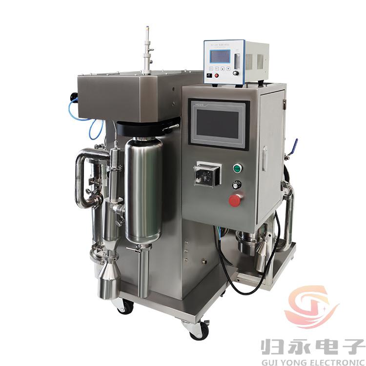 归永实验室专用甲醇喷雾干燥机生产商GY-YJGZ-G