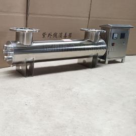 净淼污水处理成套设备分体式紫外线消毒器污水净化紫外线杀菌器JM-UVC-系列