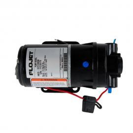 FLOJET隔膜泵 工业输送泵 地面清洗清扫清洁设备洗地机扫地车地毯抽洗机喷水泵 气动 电动增压泵