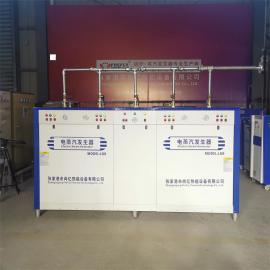立浦热能360KW全自动电加热蒸汽发生器 酿酒食品化工实验订制电锅炉