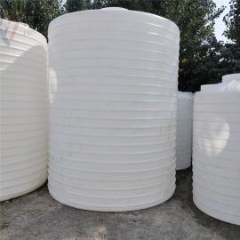 10立方商砼搅拌站储水罐 塑航PT-1000L