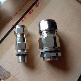 依客思BHJ-2.5C 不锈钢防爆管接头/粉尘蒸汽环境防爆活接头