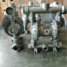 鄂泉煤矿用气动隔膜泵BQG
