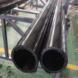 孔网钢带聚乙烯管特性