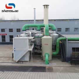 盛宝vocs废气设备,工业VOC废气净化器型号齐全