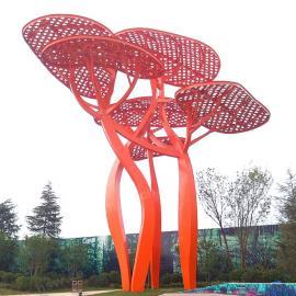 中雕雕塑不锈钢雕塑公司设计景观雕塑景观树雕塑定制