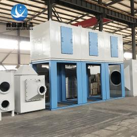 鑫昌源印刷厂废气净化器废气处理成套设备等离子光氧一体机设备wxxcysbzz.cn