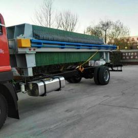 贝特尔板框式污泥压滤机 石材加工厂废水处理设备 运行费用低MAX