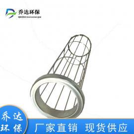 乔达环保hua工行业304不锈钢chu尘器骨架 0根jindai文氏guanhuai可ding制120*2450