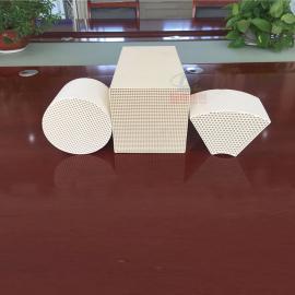 冠霖蜂窝陶瓷蓄热体150*150*300