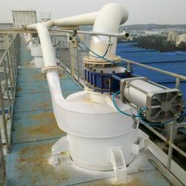 新海环保直锥旋风除尘器 旋风分离器 化工集尘器DXH