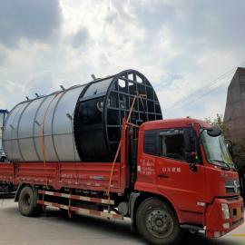 BTE加工定制养猪场粪便处理装置 高温好氧发酵装置 贝特尔环保FJ