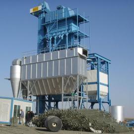 新海环保布袋旋风组合除尘器 高效旋风分离器DXH