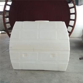 容大su业4吨su料大tong 卧式shui箱