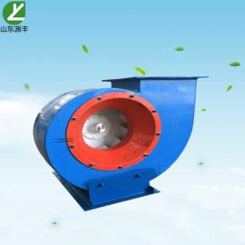 源丰4-72玻璃钢风机 耐酸碱玻璃钢防腐离心引风机 防腐风机