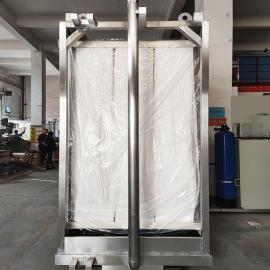 碧水源mbr膜组件帘式mbr污水处理一体化设备用膜通量大
