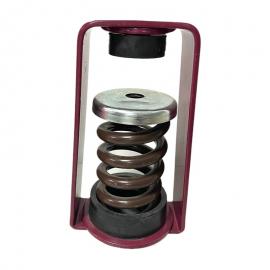 LIVA-EP吊挂式空调箱AG官方下载、风机盘管AG官方下载AG官方下载、排送风机、水管等悬吊式安装设备减震器LH-S