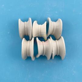 冠霖陶瓷鞍�h25mm,散堆填料,耐酸�A 高�靥沾商盍�1-5寸