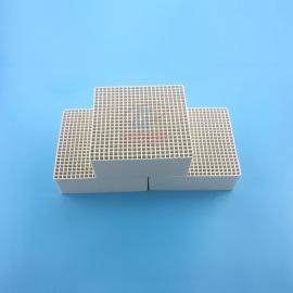 冠霖高lv质蜂窝陶瓷RTO专用陶瓷填料150*150*150
