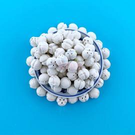 冠霖陶瓷蓄热球,开孔球,中高铝耐火球,多种规格直径3-90mm
