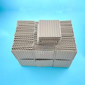 冠霖组合式xu热陶瓷片,RTO焚烧lu废气处理用陶瓷305*305*102
