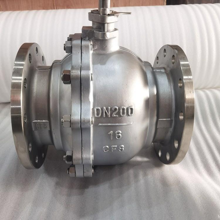 埃瑞通(APIRT)国标不锈钢球阀Q41F-16P