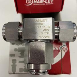 以色列HAM-LET哈mu雷特1/2寸T型guo滤器现货H600RSSL1/2-0.5