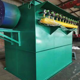中科贝特脉冲式布袋除尘器单机布袋除尘机 选矿厂粉尘除尘设备 BDCC