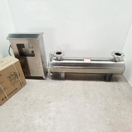 净淼一体式埋地紫外线杀菌装置污废水处理紫外线消毒器JM-UVC-300