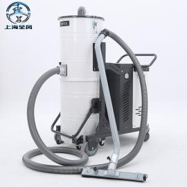 全风7.5kw移动式吸尘器 上下分离式高压集尘器SH