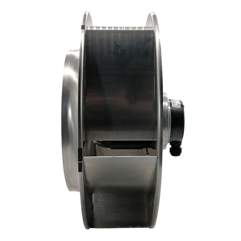ebmpapst高压变频器柜顶风机 德国金属离心风扇R4D450-AA04-05