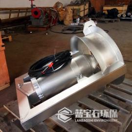 混合液回流�b置 螺旋��式回流泵QJB-W4/6�{��石