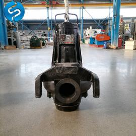 兰江铸件式潜水吸泥泵AV14-4