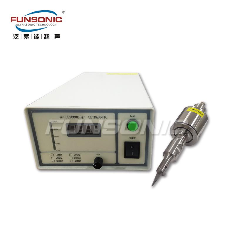 FUNSONIC超声波机械手专用塑胶切割刀FS-UC3010GL