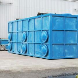 生物滤池除臭设施a除臭箱