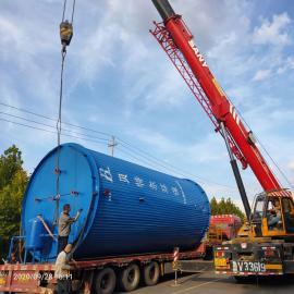 BTE贝特尔厌氧反应装置 焦化废水处理she备 运行平稳 品质优IC