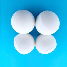 冠霖生�a氧化�X耐磨陶瓷球5-90mm 低磨耗高�X惰性填料陶瓷球 直��3-90mm