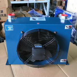 剑邑AH1470T液压系统风冷却器 液压泵站冷却器 液压机风冷式油散热器