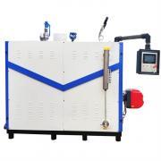 立浦热能新款超低氮1T燃气蒸汽发生器用于电子厂生产设备配套节能减排