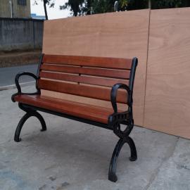 SG时景家具定做户外铸铁椅,景区休闲椅,公园椅 长椅