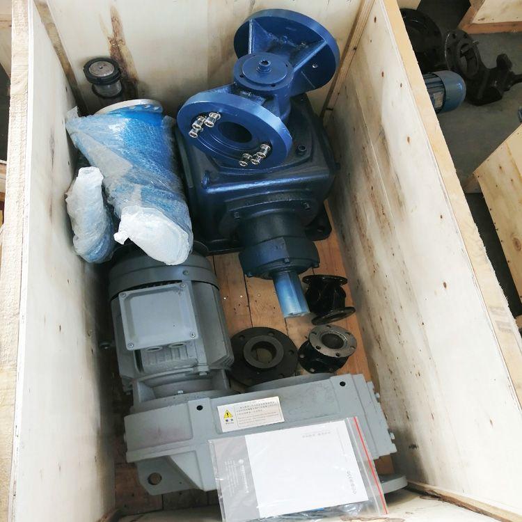 悬挂式水下推流器 可提升式潜水推流器 不排水安装XQDT