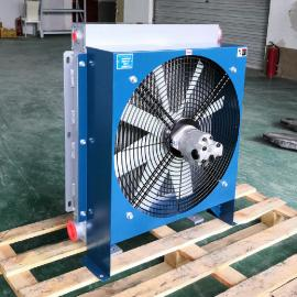 剑邑JYAH1890-M10工程机械液压系统散热冷却器 液压马达驱动型风冷却器