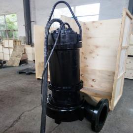 75kw大功率潜污泵 WQ660-26-75 泵站污水提升泵