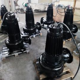 15kw DN250大口径污泥泵 污水提升泵WQ550-6-15