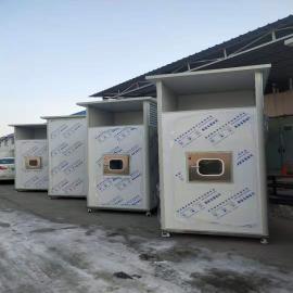 路博隔离核酸检测工作站 消毒方便,采集安全LB-3315