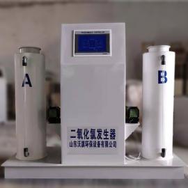 二次供水消毒设备二氧化氯发生器美信沃旗WQZY