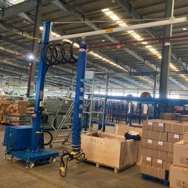 汉尔得VEL180-2.5移动式吸吊机AG官方下载AG官方下载AG官方下载、纸箱周转气管式吸盘吊具