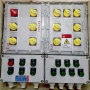 卫佳防爆动力照明配电箱防爆接线箱bxmd